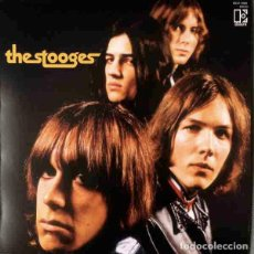 Discos de vinilo: THE STOOGES THE STOOGES (LP) . REEDICIÓN VINILO COLOR IGGY POP HIGH ENERGY. Lote 254824370
