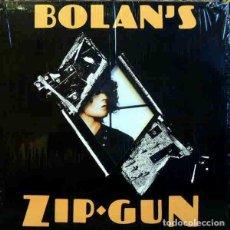 Discos de vinilo: T. REX BOLAN'S ZIP GUN (LP) . REEDICIÓN VINILO GLAM ROCK AND ROLL MARC BOLAN. Lote 254825025