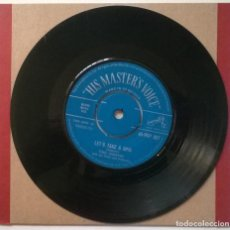 Discos de vinilo: TONY OSBORNE. THE MAN FROM MADRID/ LET'S TAKE A SPIN. HIS MASTER'S VOICE, UK 1961 SINGLE. Lote 254829780