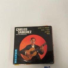 Discos de vinilo: CARLOS SÁNCHEZ. Lote 254844480