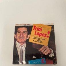 Discos de vinilo: TRINI LÓPEZ. Lote 254844510