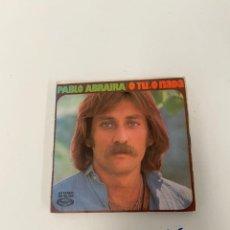 Discos de vinilo: PABLO ABLAIRA. Lote 254844640