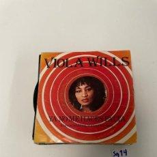 Discos de vinilo: VIOLA WILLS. Lote 254844685