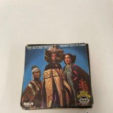 Discos de vinilo: THE RITCHIE FAMILY. Lote 254844845