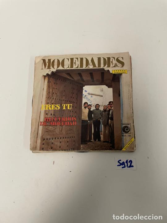 MOCEDADES (Música - Discos - Singles Vinilo - Otros estilos)