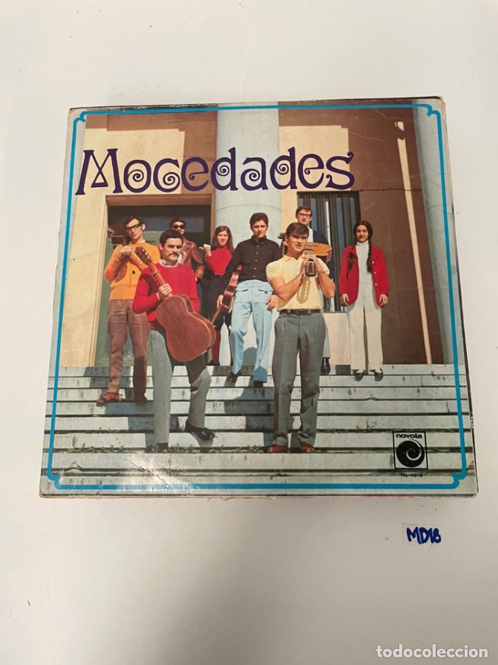 MOCEDADES (Música - Discos - LP Vinilo - Otros estilos)
