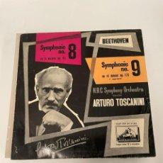 Discos de vinilo: BEETHOVEN. Lote 254850420