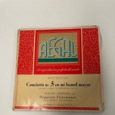 Discos de vinilo: AEGAL. Lote 254852540
