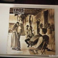 Discos de vinilo: LP-EROS RAMAZZOTTI-EN CIERTOS MOMENTOS-1987. Lote 254854805