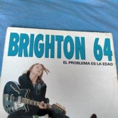 Disques de vinyle: BRIGHTON 64.. Lote 254858590