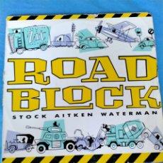 Discos de vinilo: ROAD BLOCK.. Lote 254858810