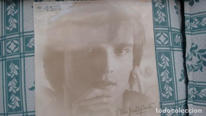 MAXI-SINGLE (VINILO)-PROMOCION- DE MIGUEL BOSE AÑOS 70 (MUY RARO) (Música - Discos de Vinilo - Maxi Singles - Solistas Españoles de los 70 a la actualidad)