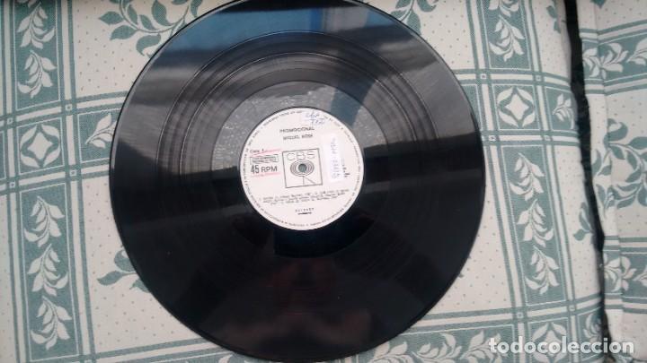 Discos de vinilo: MAXI-SINGLE (VINILO)-PROMOCION- DE MIGUEL BOSE AÑOS 70 (MUY RARO) - Foto 3 - 254859465