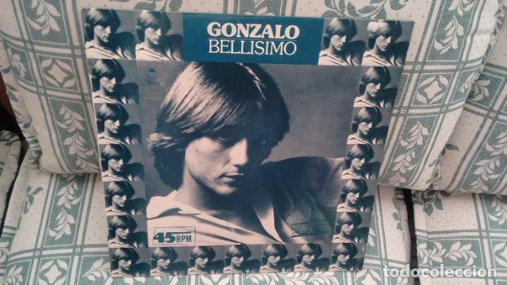 MAXISINGLE (VINILO) -PROMOCION-DE GONZALO AÑOS 70 (Música - Discos de Vinilo - Maxi Singles - Solistas Españoles de los 70 a la actualidad)