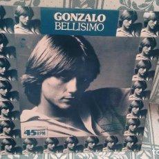 Discos de vinilo: MAXISINGLE (VINILO) -PROMOCION-DE GONZALO AÑOS 70. Lote 254859780