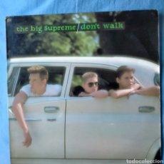 Discos de vinilo: THE BIG SUPREME. Lote 254861025