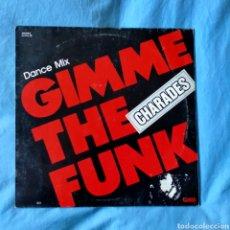 Discos de vinilo: DANCE MIX. GIMME THE FUNK. Lote 254861985
