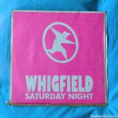 Discos de vinilo: WHIGFIELD. Lote 254863650
