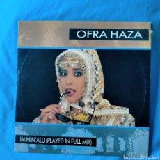 Discos de vinilo: OTRA HAZA. Lote 254864750