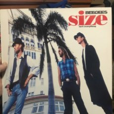 Discos de vinil: BEE GEES . ISN'T EVERYTHING . SIZE ORIGINAL .. Lote 254888750