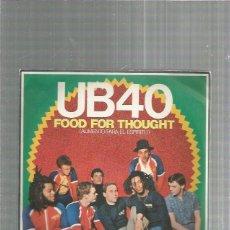 Discos de vinil: UB40 FOOD FOR. Lote 254892315