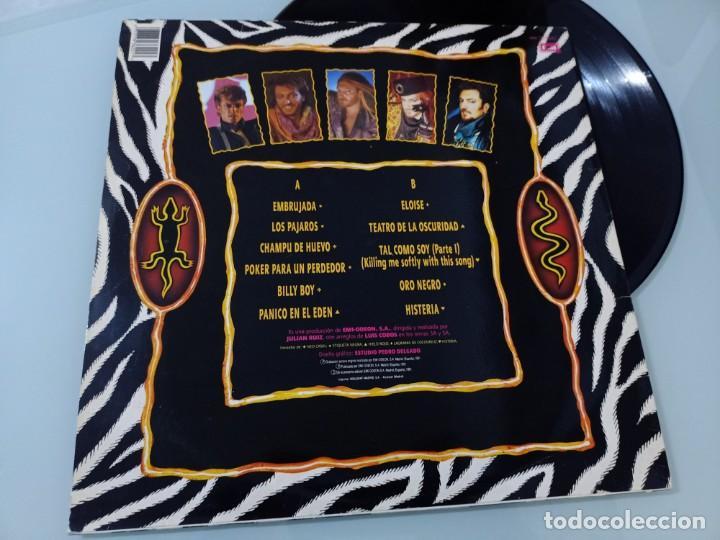 Discos de vinilo: TINO CASAL - GRANDES EXITOS - (ETIQUETA NEGRA).VINILO EMI - 1991 LP POSTUMO ..UNICO - DESCATALOGADO - Foto 2 - 254896725