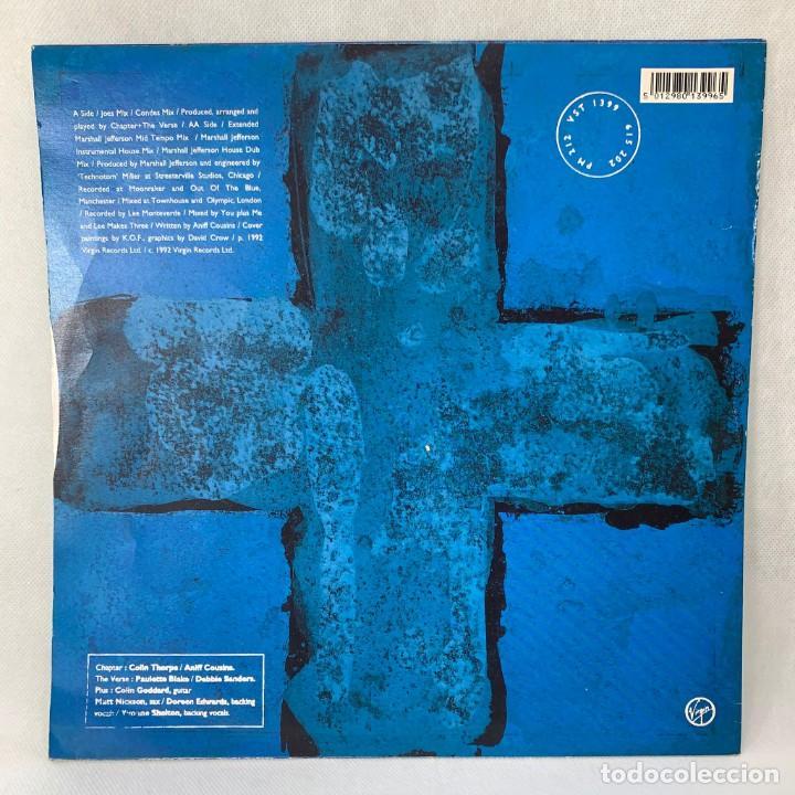 Discos de vinilo: LP - VINILO CHAPTER+THE VERSE - THANK YOU TO BE FREE - UK - AÑO 1992 - Foto 4 - 254897865