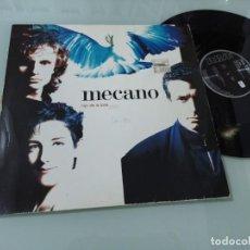 Discos de vinilo: MECANO - HIJO DE LA LUNA .. MAXISINGLE DE BMG - ARIOLA - 1988 - MUY DIFICIL EDICION GERMANY. Lote 254898090
