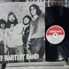 Discos de vinilo: KEEF HARTLEY BAND. THE BEGINNING VOL. 6. DERAM 1973, REF. NDM 816 - LP. Lote 254911550