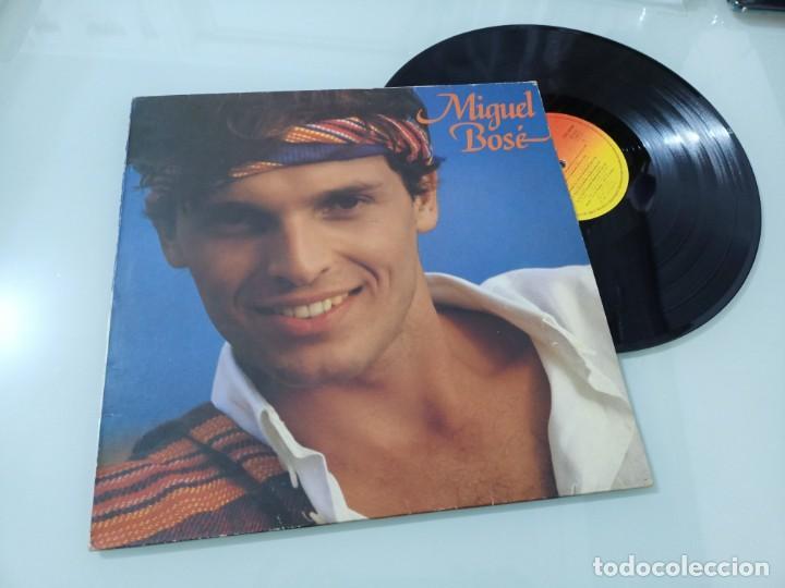 MIGUEL BOSE QUAND CA VA MAL - LP - VERSION EN FRANCES DEL LP MAS ALLA DE 1982 (Música - Discos - LP Vinilo - Solistas Españoles de los 70 a la actualidad)