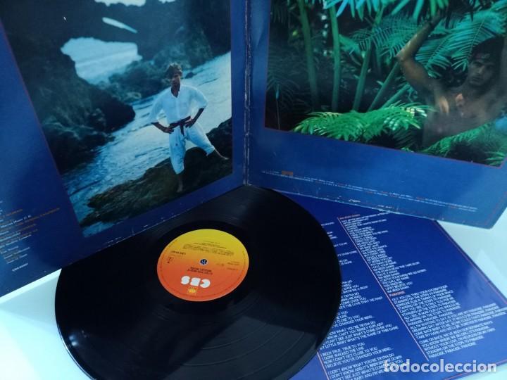 Discos de vinilo: MIGUEL BOSE - STAY THE NIGHT ..LP - VERSION EN INGLES DEL LP MAS ALLA DE 1981 CBS CON LETRAS - Foto 2 - 254913010