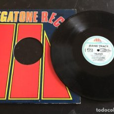 """Discos de vinilo: JEANIE TRACY TIME BOMB / SING YOUR OWN SONG - 12"""" ORIGINAL USA. Lote 254914565"""