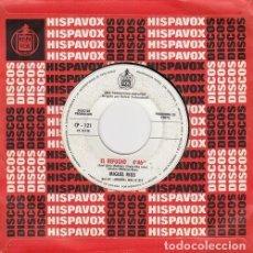 Discos de vinilo: MIGUEL RIOS - EL REFUGIO / YO CREO EN TI - SINGLE DE VINILO PROMOCIONAL #. Lote 254917950