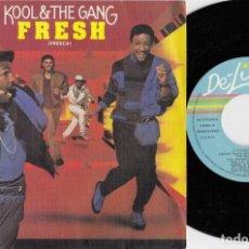 Discos de vinilo: KOOL & THE GANG - FRESH - SINGLE DE VINILO EDICION ESPAÑOLA #. Lote 254919880