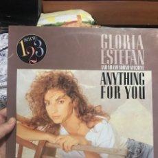 Discos de vinilo: GLORIA ESTEFAN . AND MIAMI SOUND MACHINE. INCLUYE EL 1 2 3. Lote 254920275