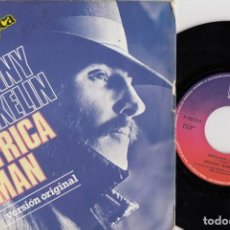 Discos de vinilo: JOHNNY WAKELIN - AFRICA MAN - SINGLE DE VINILO EDICION ESPAÑOLA #. Lote 254920360