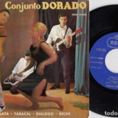 Discos de vinilo: CONJUNTO DORADO - POSTDATA - EP DE VINILO EDICION ESPAÑOLA #. Lote 254924430