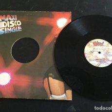 """Discos de vinilo: JOE BATAAN EL RAP-O CLAP-O (SPECIAL RE-MIXED DISCO VERSION) - 12"""" HOLANDA. Lote 254928935"""