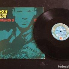 "Discos de vinilo: JOE YELLOW – SYNCHRONISATION OF LOVE - 12"" ORIGINAL ITALIA - ITALO DISCO. Lote 254931205"