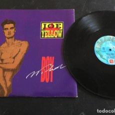 """Discos de vinilo: JOE YELLOW – WILD BOY - 12"""" ORIGINAL ITALIA. Lote 254931460"""