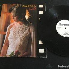 """Discos de vinilo: JOEY MOON – ANGELICA - 12"""" ORIGINAL ITALIA - ITALO DISCO. Lote 254931655"""
