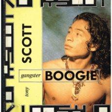 Discos de vinilo: TONY SCOTT - GANGSTER BOOGIE - MAXI SINGLE 1990 - ED. ALEMANIA. Lote 254933175