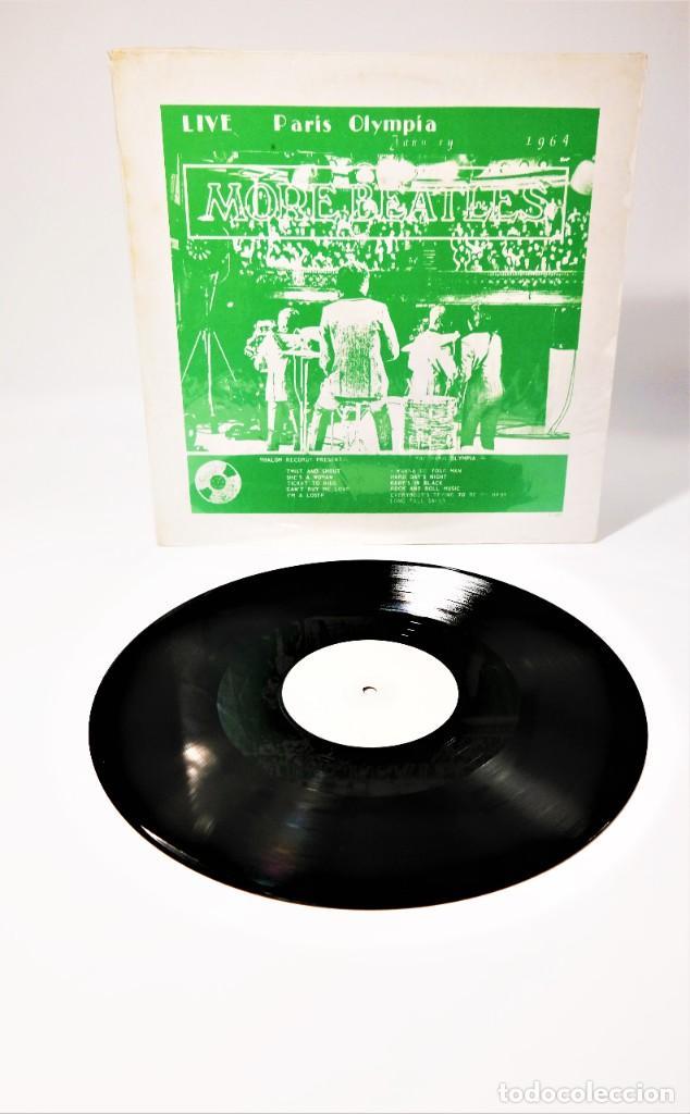 THE BEATLES /LIVE AT OLYMPIA, PARIS - JANUARY 1964. (Música - Discos - LP Vinilo - Pop - Rock Internacional de los 50 y 60)