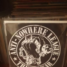 Discos de vinilo: ANTI-NOWHERE LEAGUE / THIS IS WAR / PICTURE DISC / PAPAGAJUV.... 2011. Lote 254943530