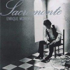 Discos de vinilo: LP ENRIQUE MORENTE SACROMONTE VINILO FLAMENCO. Lote 254946755