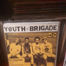 Discos de vinilo: YOUTH BRIGADE / FIRST DEMO SUMMER 81 / DISCHORD 2016. Lote 254947810