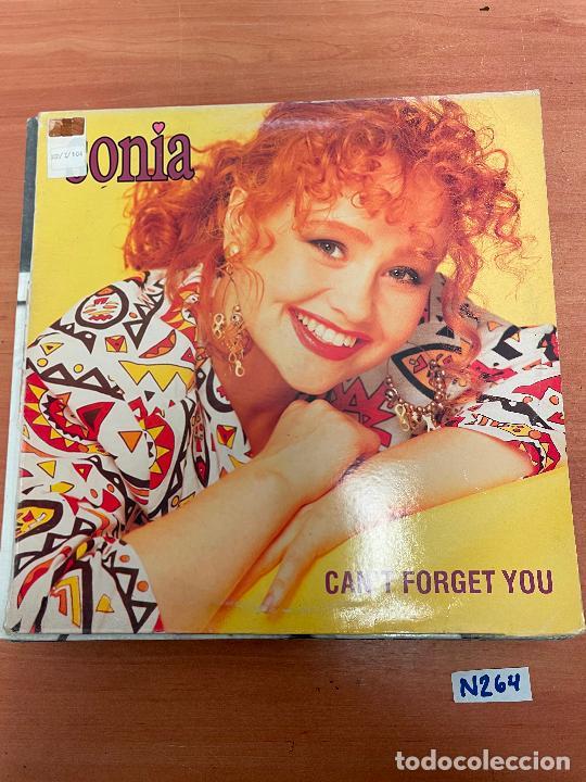 SONIA - CAN´T FORGET YOU (Música - Discos - LP Vinilo - Otros estilos)