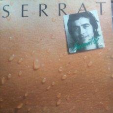 Discos de vinilo: SERRAT LP. Lote 254949200