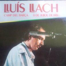 Discos de vinilo: LLUÍS LLAC LP. Lote 254949715