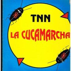 Discos de vinilo: TNN - LA CUCAMARCHA - MAXI SINGLE 1993 - ED. ESPAÑA. Lote 254949830